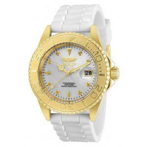 Invicta 31187 Pro Diver 40MM Men's White Watch
